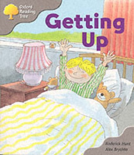 Oxford Reading Tree: Stage 1: Kipper Storybooks: Getting Up By Roderick Hunt