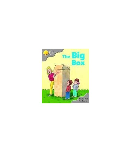 Oxford Reading Tree: Stage 1: Biff and Chip Storybooks: the Big Box By Roderick Hunt
