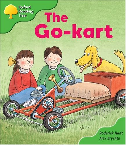 Oxford Reading Tree: Stage 2: Storybooks: the Go-kart By Roderick Hunt