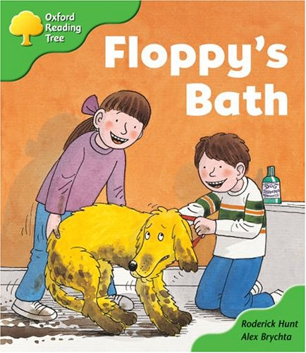 Oxford Reading Tree: Stage 2: More Storybooks: Floppy's Bath By Roderick Hunt