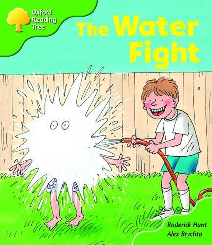 Oxford Reading Tree: Stage 2: More Storybooks: The Water Fight: pack A By Roderick Hunt