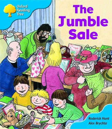 Oxford Reading Tree: Stage 3 More Storybooks: the Jumble Sale: Pack A By Roderick Hunt