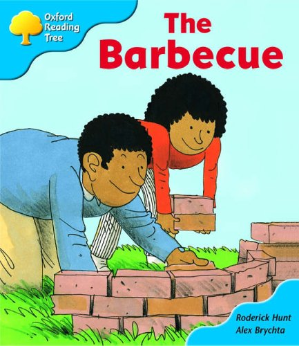 Oxford Reading Tree: Stage 3: More Storybooks: the Barbecue: Pack B By Roderick Hunt