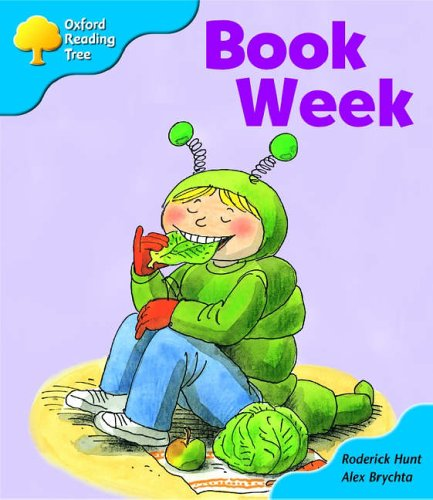 Oxford Reading Tree: Stage 3: More Storybooks: Book Week By Roderick Hunt