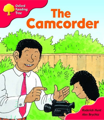 Oxford Reading Tree: Stage 4: More Storybooks: the Camcorder: Pack A By Roderick Hunt