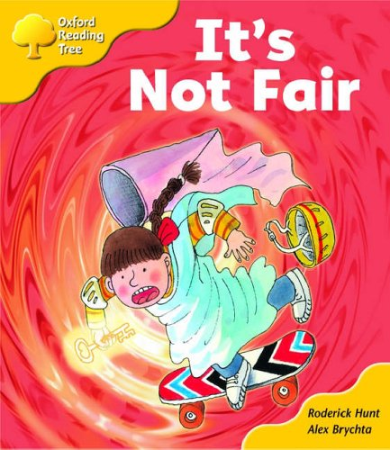 Oxford Reading Tree: Stage 5: More Storybooks (magic Key): it's Note Fair: Pack A By Roderick Hunt