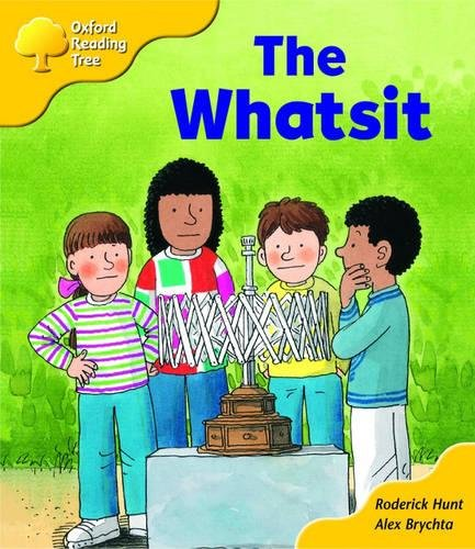 Oxford Reading Tree: Stage 5: More Storybooks: The Whatsit By Roderick Hunt