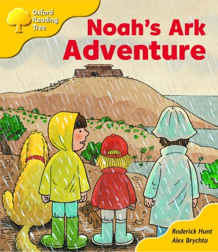 Oxford Reading Tree: Stage 5: More Storybooks (magic Key): Noah's Ark Adventure: Pack B By Roderick Hunt
