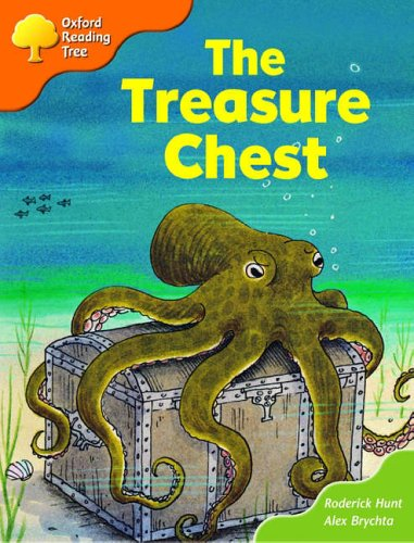 Oxford Reading Tree: Stages 6-7: Storybooks (Magic Key): The Treasure Chest By Roderick Hunt