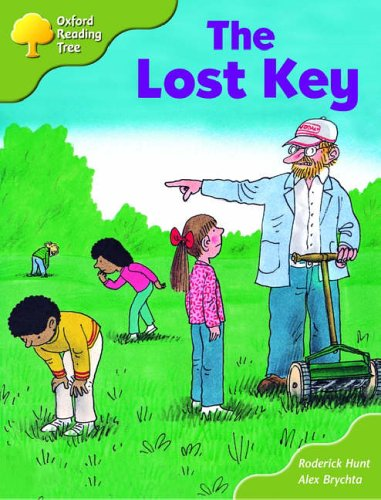 Oxford Reading Tree: Stages 6-7: Storybooks (Magic Key): The Lost Key By Roderick Hunt