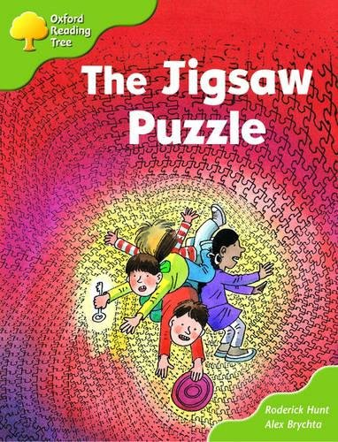 Oxford Reading Tree: Stage 7: More Storybooks (Magic Key): The Jigsaw Puzzle: Pack A By Roderick Hunt