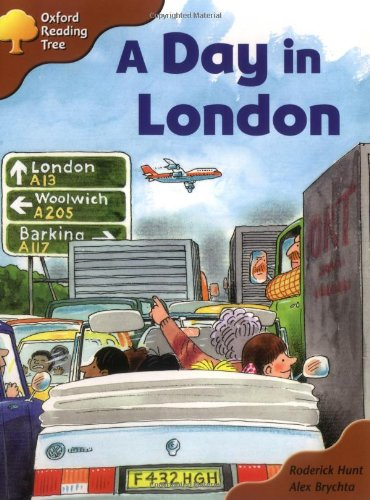 Oxford Reading Tree: Stage 8 Storybooks: A Day in London By Roderick Hunt