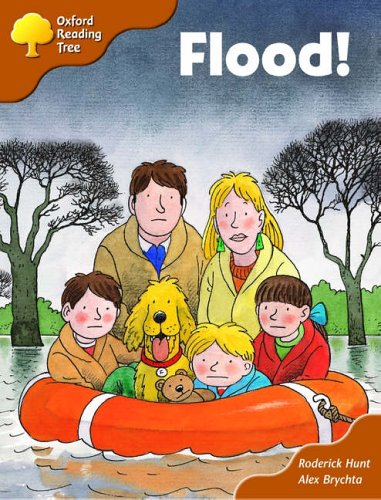 Oxford Reading Tree: Stage 8: More Storybooks: Flood! By Roderick Hunt