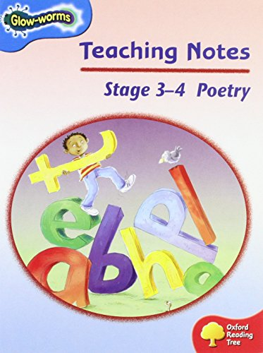 Oxford Reading Tree: Stages 3-4: Glow-worms: Teaching Notes by Thelma Page
