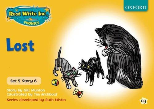 Read Write Inc. Phonics: Yellow Set 5 Storybooks: Lost By Gill Munton
