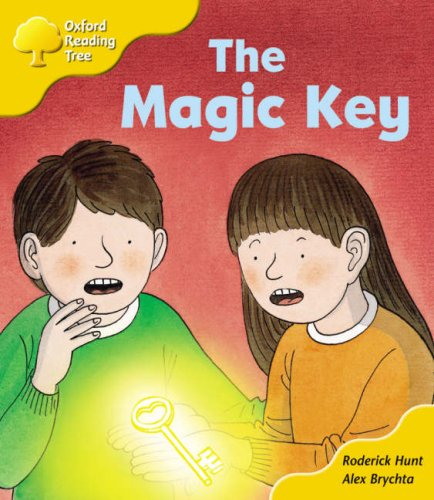 Oxford Reading Tree: Stage 5: Storybooks: The Magic Key By Roderick Hunt