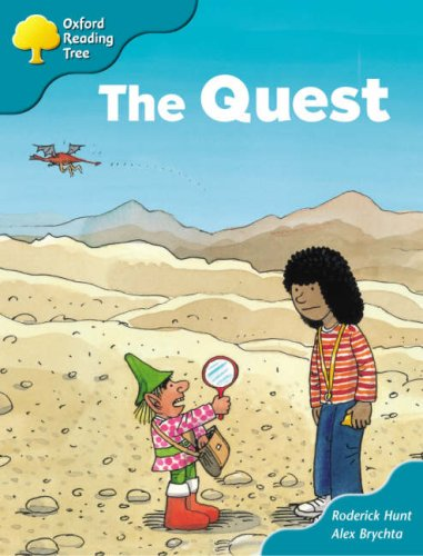 Oxford Reading Tree: Stage 9: Storybooks: the Quest By Roderick Hunt