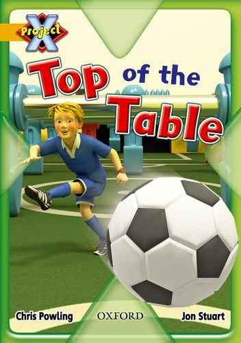 Project X: Gold: Head to Head: Top of the Table By Chris Powling