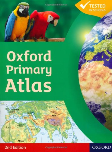 Oxford Primary Atlas By Franklin Watts