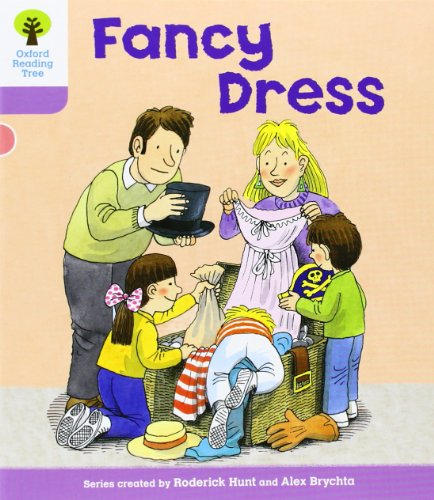 Oxford Reading Tree: Level 1+: Patterned Stories: Fancy Dress By Roderick Hunt