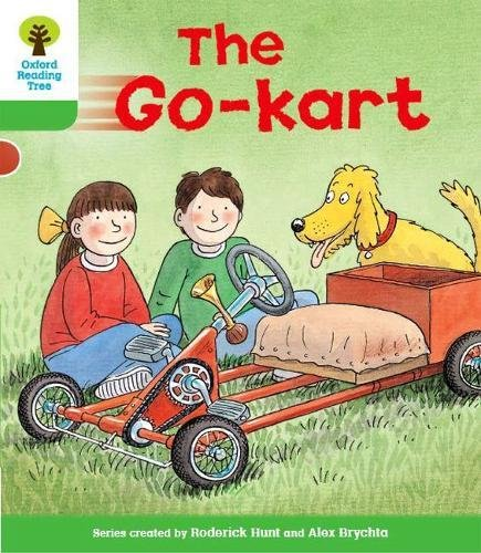 Oxford Reading Tree: Level 2: Stories: The Go-kart By Thelma Page