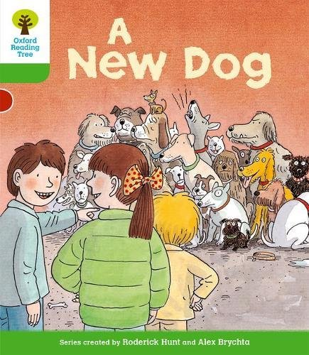 Oxford Reading Tree: Level 2: Stories: A New Dog By Roderick Hunt