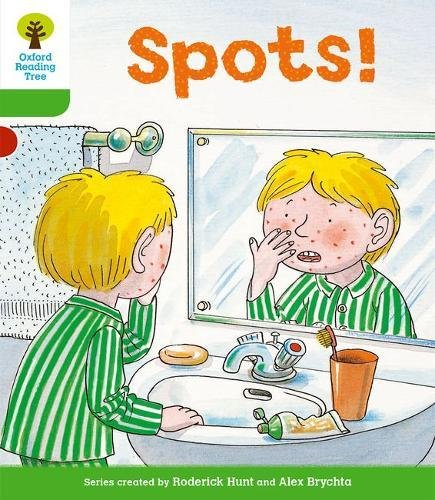 Oxford Reading Tree: Level 2: More Stories A: Spots! by Thelma Page