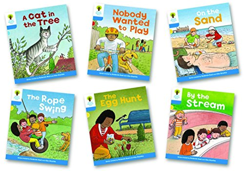 Oxford Reading Tree: Level 3: Stories: Pack of 6 By Roderick Hunt