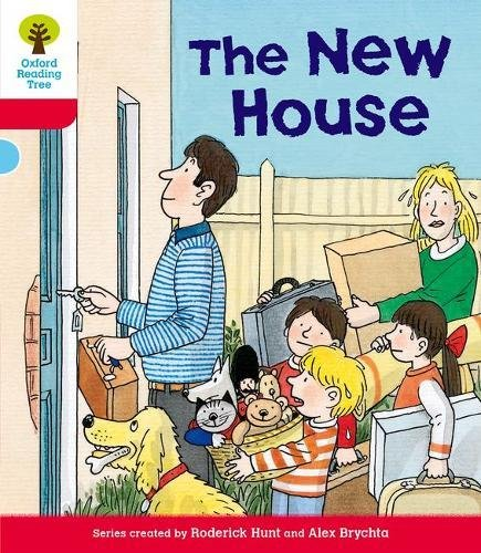 Oxford Reading Tree: Level 4: Stories: The New House By Roderick Hunt