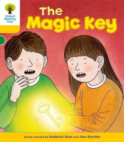 Oxford Reading Tree: Level 5: Stories: The Magic Key von Roderick Hunt