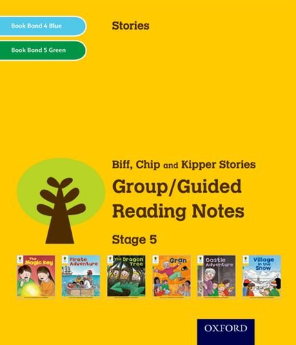 Oxford Reading Tree: Level 5: Stories: Group/Guided Reading Notes By Roderick Hunt
