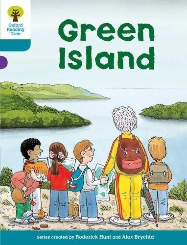 Oxford Reading Tree: Level 9: Stories: Green Island von Roderick Hunt