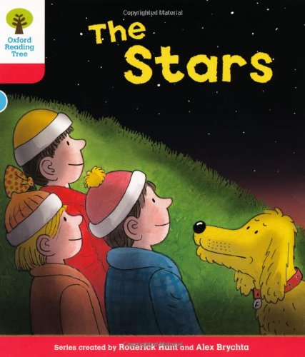 Oxford Reading Tree: Level 4: Decode and Develop Stars By Rod Hunt