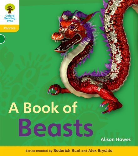 Oxford Reading Tree: Level 5A: Floppy's Phonics Non-Fiction: A Book of Beasts By Alison Hawes