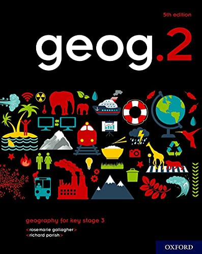 geog.2 Student Book By RoseMarie Gallagher