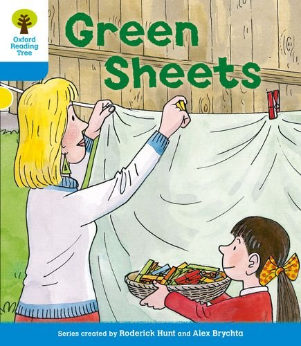 Oxford Reading Tree: Level 3 More a Decode and Develop Green Sheets By Roderick Hunt