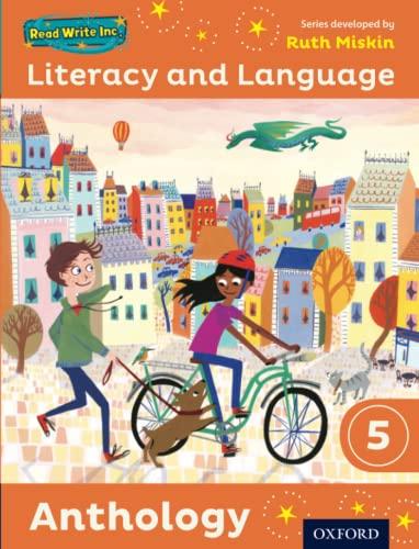 Read Write Inc.: Literacy & Language: Year 5 Anthology von Ruth Miskin