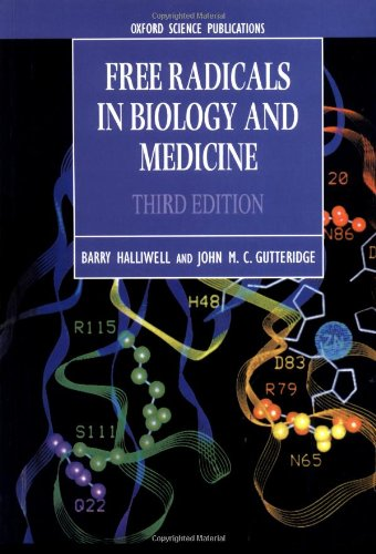 Free Radicals In Biology And Medicine Oxford Science