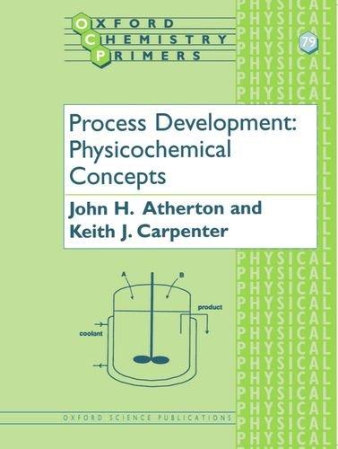 Process Development By John Atherton (Business Research Associate, Zeneca Huddersfield Works)