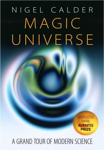 Magic Universe By Nigel Calder