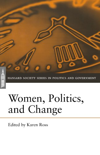 Women, Politics, and Change By Edited by Karen Ross (Coventry University)