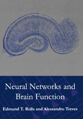 Neural Networks and Brain Function By Edmund Rolls (Professor, Department of Experimental Psychology, Professor, Department of Experimental Psychology, University of Oxford)
