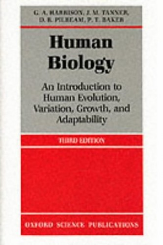 Human Biology An Introduction To Human Evolution