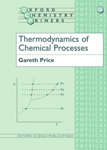 Thermodynamics of Chemical Processes (Oxford Chemistry Primers) By Gareth J. Price