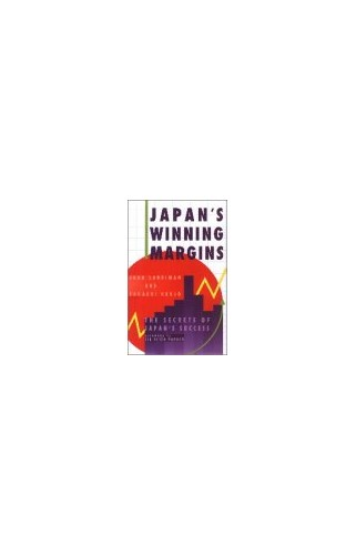 Japan's Winning Margins By John Lorriman