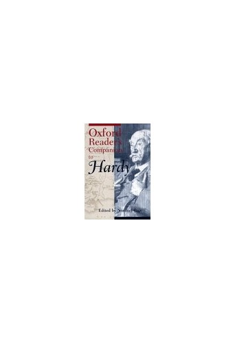 The Oxford Reader's Companion to Hardy par Professor Norman Page
