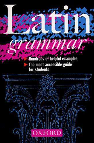 Latin Grammar By James Morwood