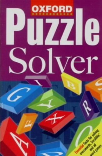 Oxford Puzzle Solver By Created by Oxford University Press
