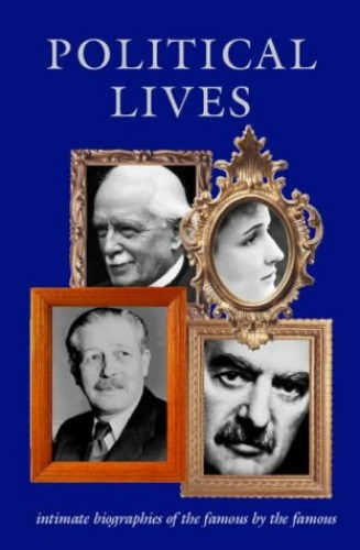 Political Lives By Hugo Young