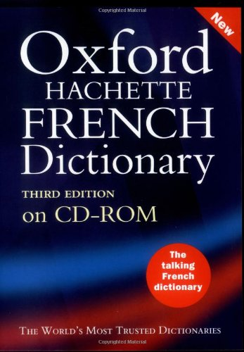 Oxford-Hachette French Dictionary By Created by Oxford University Press